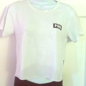 Pink Crop Top, Excellent Condition
